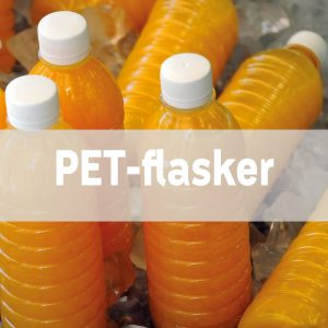 PET-flasker