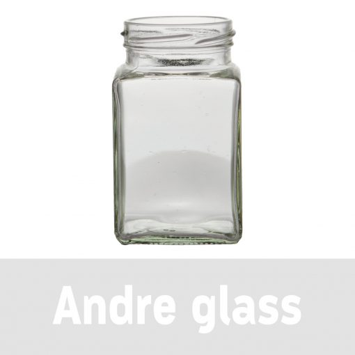 Andre glass