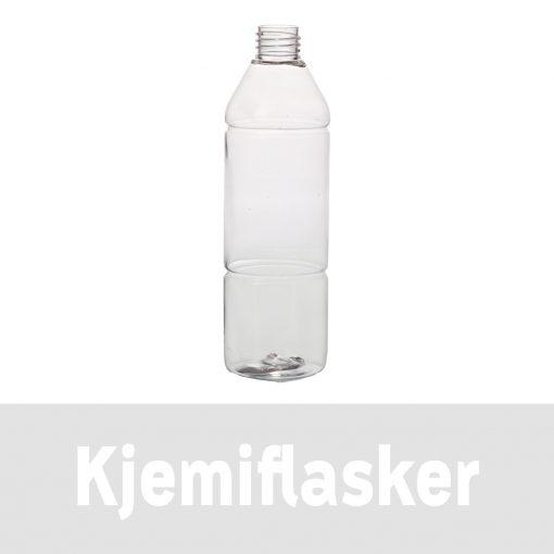 Kjemiflasker