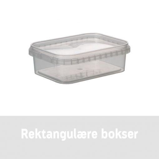 Rektangulære bokser