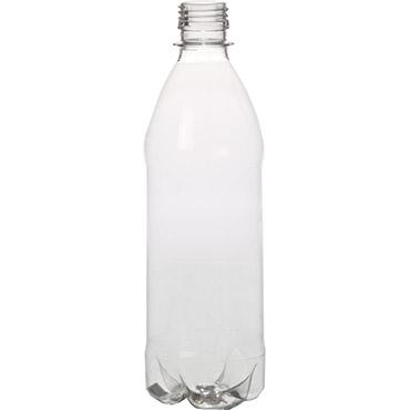 Vann- og saftflasker